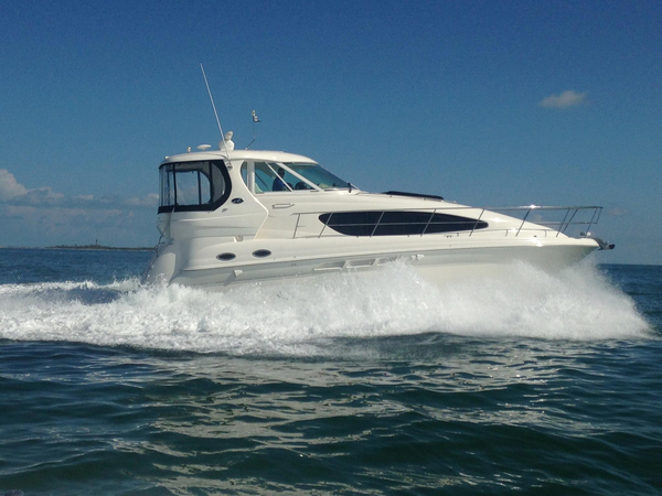 Used Sea Ray 390my (cleanest & Most Upgraded) Aft Cabin Boat For Sale