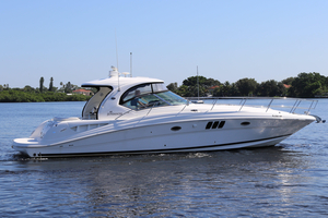 Used Sea Ray 44 Sundancer Sports Cruiser Boat For Sale