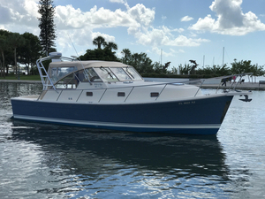 Used Mainship Pilot 34 Sedan Pilothouse Boat For Sale