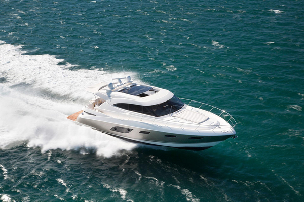 New Riviera 6000 Sport Yacht With IPS Motor Yacht For Sale