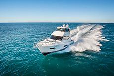 New Riviera Enclosed Flybridge With IPS Motor Yacht For Sale