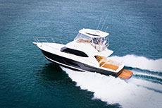 New Riviera 43 Open Flybridge With IPS Motor Yacht For Sale