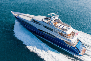 New Vicem 46M Tri-deck Mega Yacht For Sale