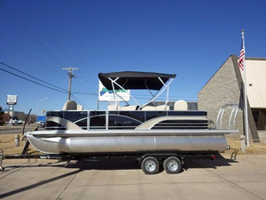 New Sylvan Mirage Fish 8522 Party Fish 4.0 LE Pontoon Boat For Sale