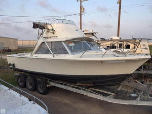Used Bertram 25 Mk. II Sport Fisher Sports Fishing Boat For Sale