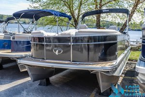 New Tahoe Pontoon Cascade Quad Lounge Pontoon Boat For Sale