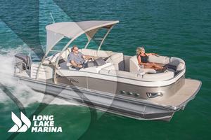 New Tahoe Pontoon Cascade Platinum Rear J Lounge Other Boat For Sale