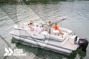 New Tahoe Pontoon LTZ Quad Lounge Other Boat For Sale