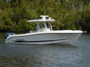 Used Hydra Sports 29 Vector Center Console Fishing Boat For Sale