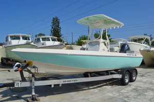 New Skeeter SX-2250 Saltwater Fishing Boat For Sale