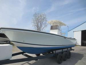 Used Albin 2600 CC Center Console Fishing Boat For Sale