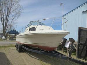 Used Sportcraft 242 WAC Walkaround Fishing Boat For Sale