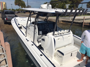 Used Nor-Tech 34 Center Console Center Console Fishing Boat For Sale