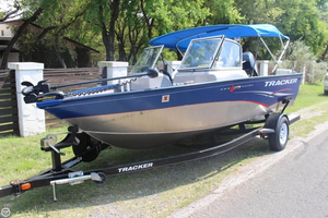 Used Tracker PRO V 175 Guide Bass Boat For Sale