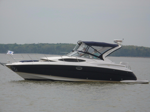 Used Regal 3360 Window Express Cruiser Boat For Sale