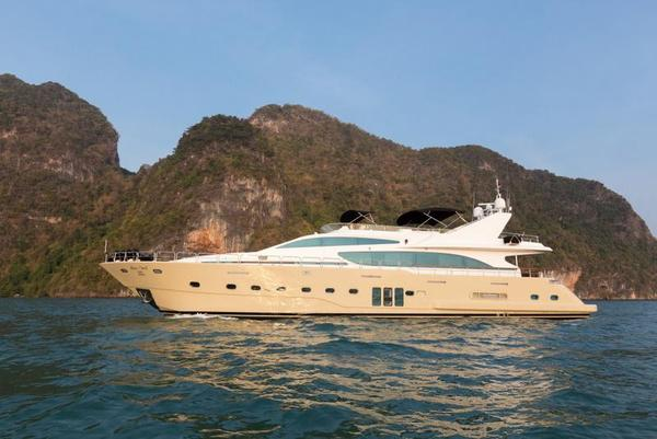 Used Bilgin Custom Motor Yacht For Sale