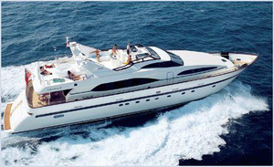 Used Azimut 100 Jumbo Mega Yacht For Sale