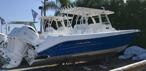New Everglades 355 CC Center Console Boat For Sale