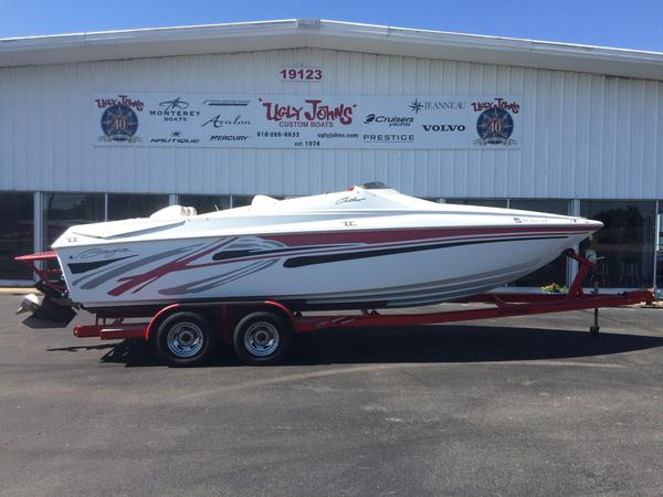 Used Baja 23 Outlaw Runabout Boat For Sale