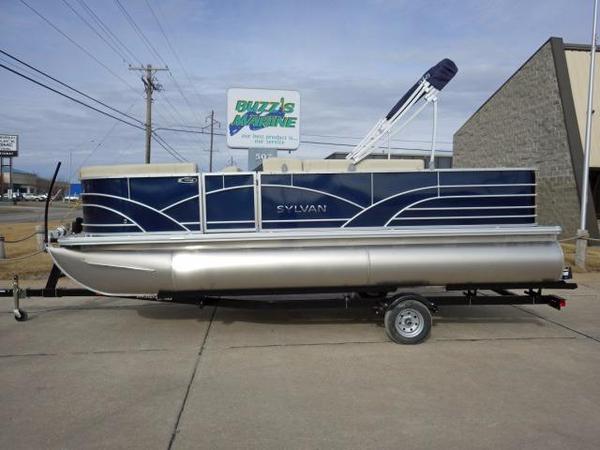 New Sylvan 820 Mirage Cruise N Fish Pontoon Boat For Sale