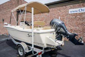 Used Scout 195 SF Center Console Fishing Boat For Sale