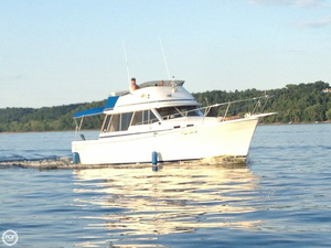Used Bayliner 3270 Explorer Trawler Boat For Sale