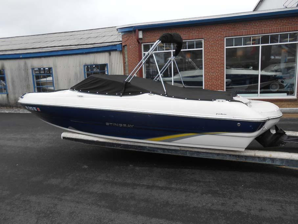 Used Stingray 198 LX Runabout Boat For Sale