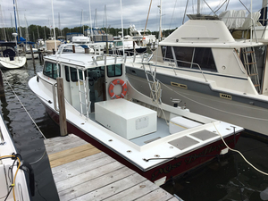 Used Glen Manning Bay Built House Boat For Sale
