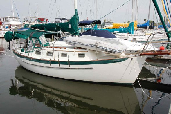 Used Pacific Seacraft Dana 24 Other Sailboat For Sale