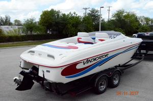 Used Vip 2400 Vindicator High Performance Boat For Sale