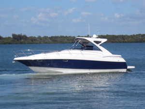 Used Regal 3760 Sportyacht Motor Yacht For Sale