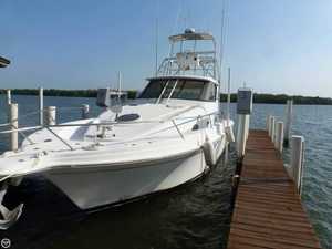 Used Eclipse 38 T/R-SF Sports Fishing Boat For Sale