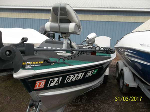 Used Lund 16 Rebel SS Freshwater Fishing Boat For Sale