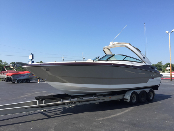 Used Monterey 328 Super Sport Bowrider Boat For Sale