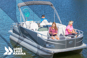 New Tahoe Pontoon LT Fish Other Boat For Sale
