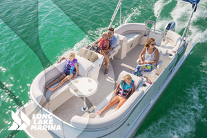 New Tahoe Pontoon LT Quad Lounge Other Boat For Sale