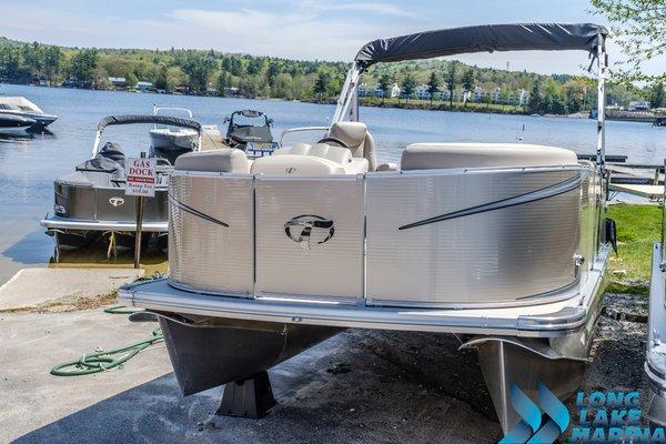 New Tahoe Pontoon LT CRB Pontoon Boat For Sale
