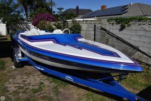 Used Finish Line Avenger 20 Custom High Performance Boat For Sale