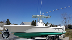 Used Contender 25 Tournament Center Console Fishing Boat For Sale
