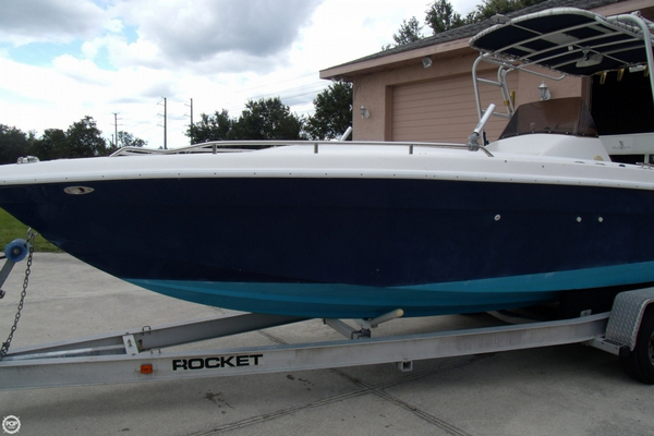 Used Blue Fin 26 Center Console Fishing Boat For Sale