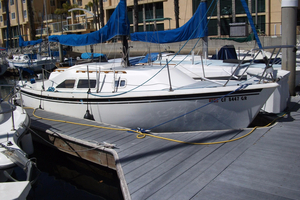Used Laguna 26 Daysailer Sailboat For Sale
