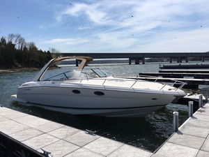 Used Regal 3350 Cuddy Cruiser Boat For Sale