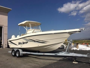 Used Caravelle 2486 Saltwater Fishing Boat For Sale