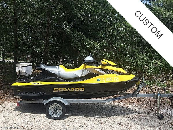 Used Sea-Doo 11 RXT X260 Personal Watercraft For Sale