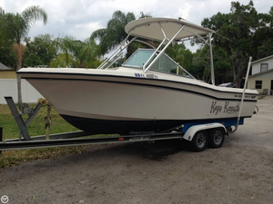 Used Grady-White 223 Tournament Cruiser Boat For Sale