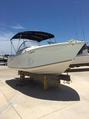 Used Cobia 220 Dual Console Dual Console Boat For Sale
