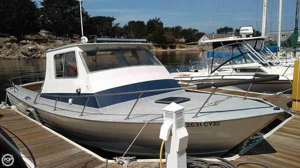 Used Chris-Craft 26 Pilothouse Boat For Sale