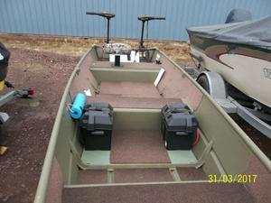 Used Crestliner 1232 CR Jon Boat For Sale