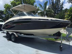 Used Yamaha SX240 Bowrider Boat For Sale