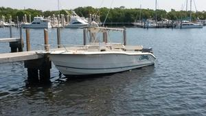 Used Sea Pro Open Firsherman Center Console Fishing Boat For Sale